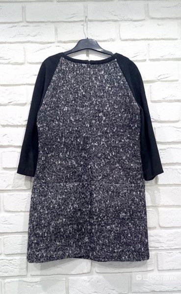 Шерстяное платье Mango, размер S