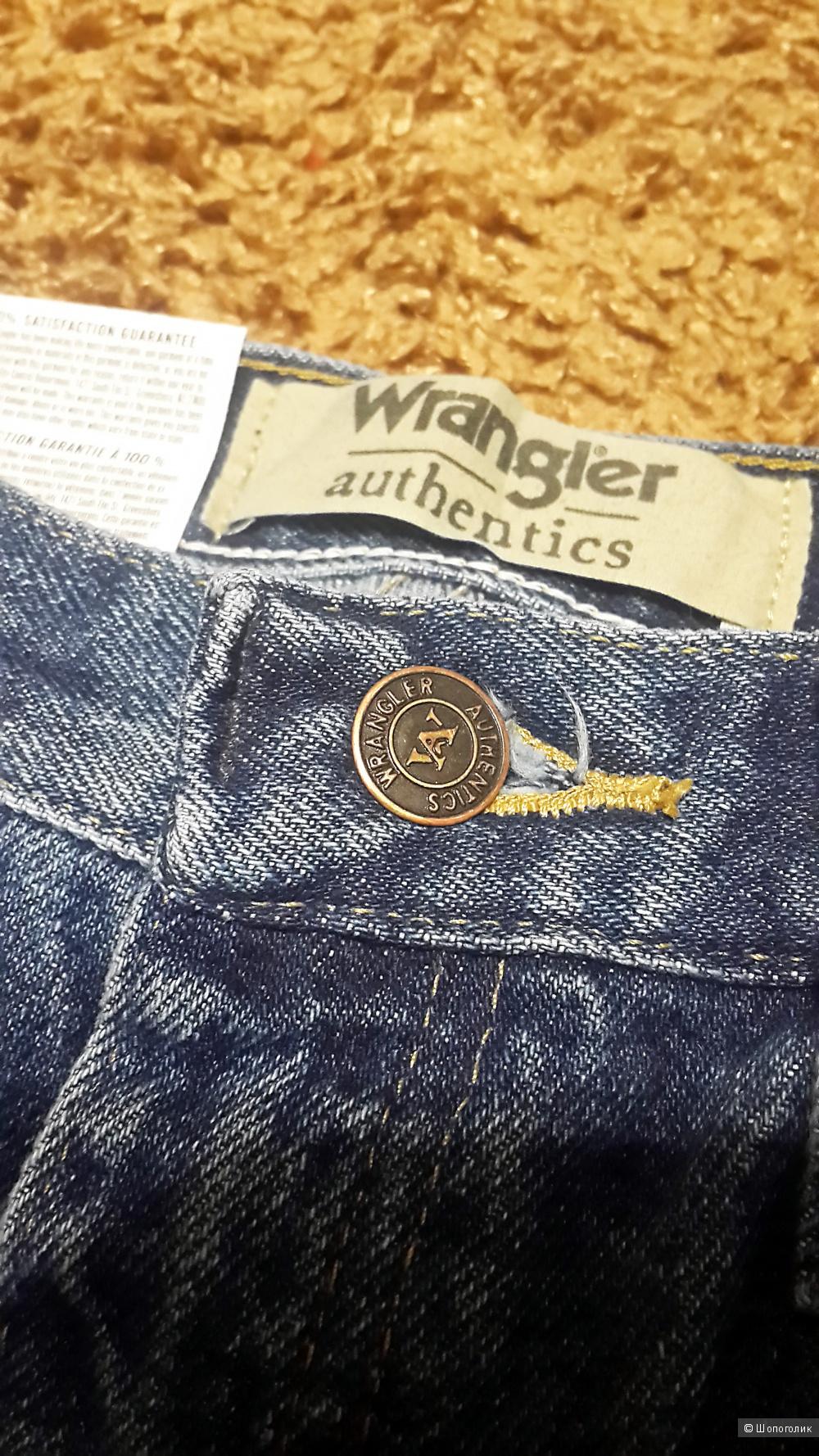 Джинсы Wrangler, W33L32
