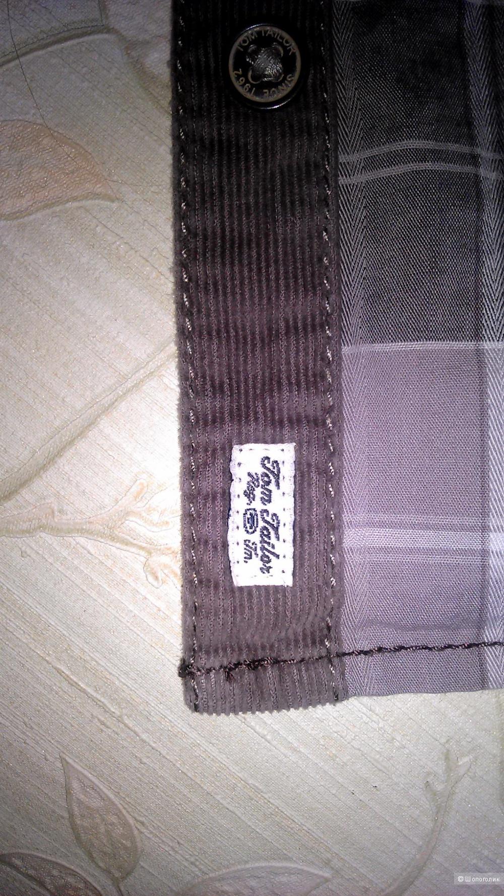 Рубашка Tom Tailor размер 48/50