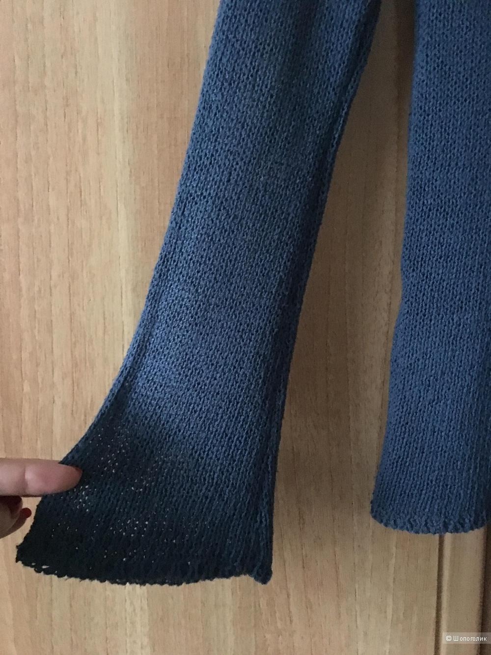 Кофта с длинным рукавом, размер 44