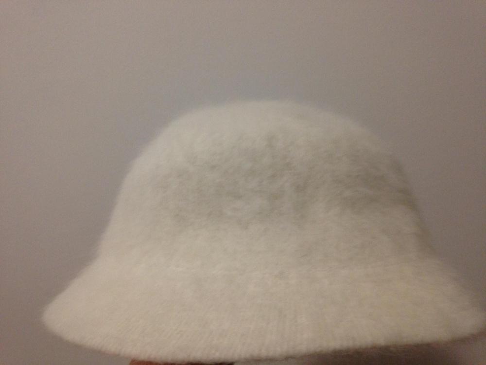 """Ангоровая шляпка """" КANGOL """", размер 55-56 см."""