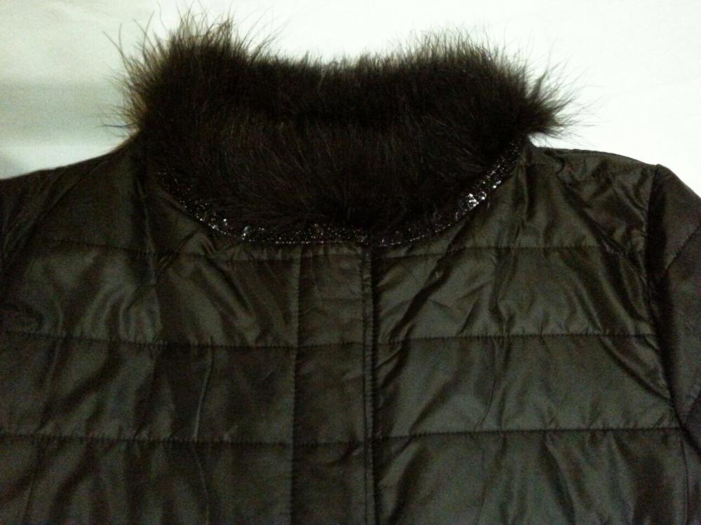 Чёрная куртка Blumarine Underwear 42IT новая, оригинал