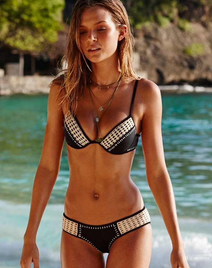Купальник Victorias Secret The Surf Crochet Hottie