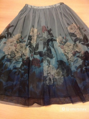 Шикарная юбка, NEXT, евр. 36