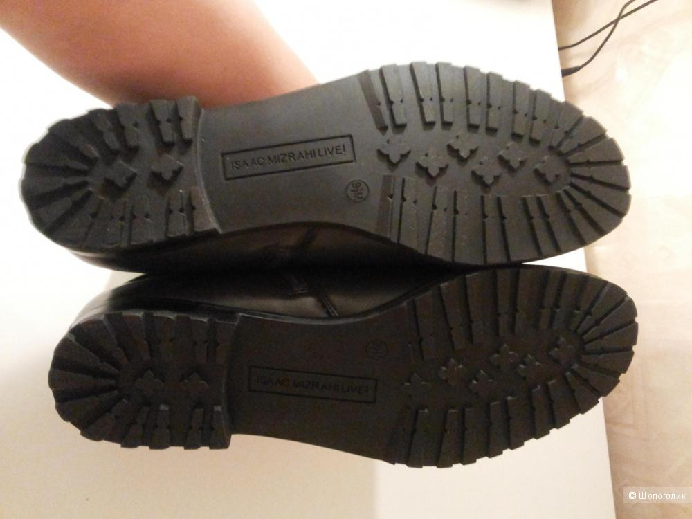 Новые ботинки Isaac Mizrahi US 9,5