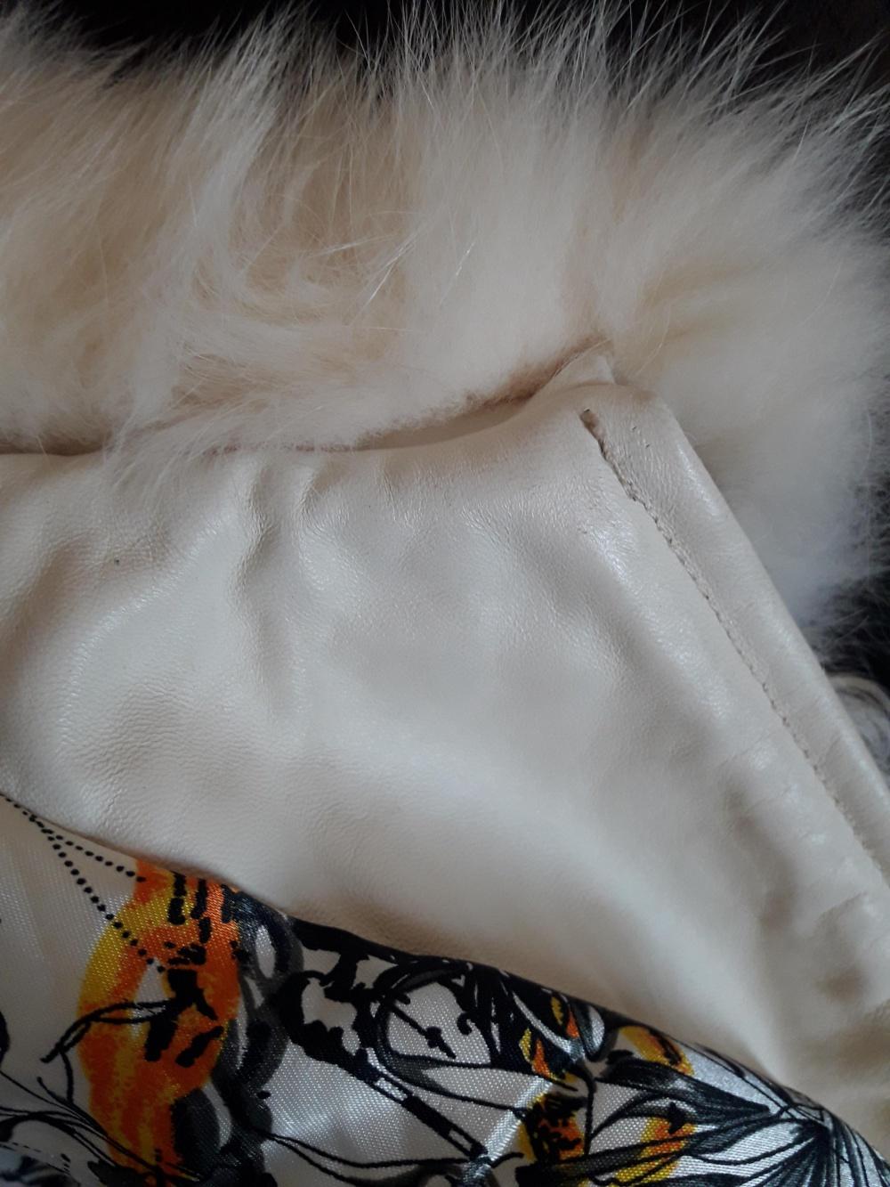 Куртка женская, натуральный мех, размер 44-46