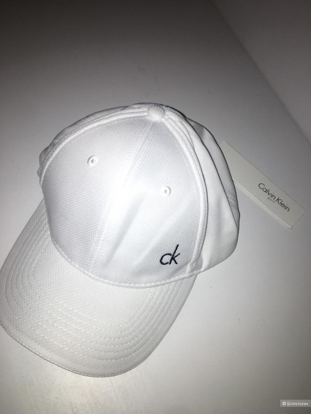 Новая кепка оригинал Calvin Klein Ck