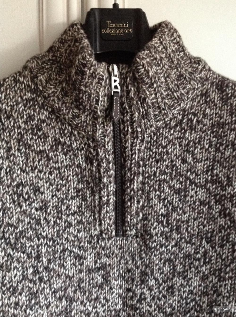 Мужской свитер Bogner, размер 54-56.