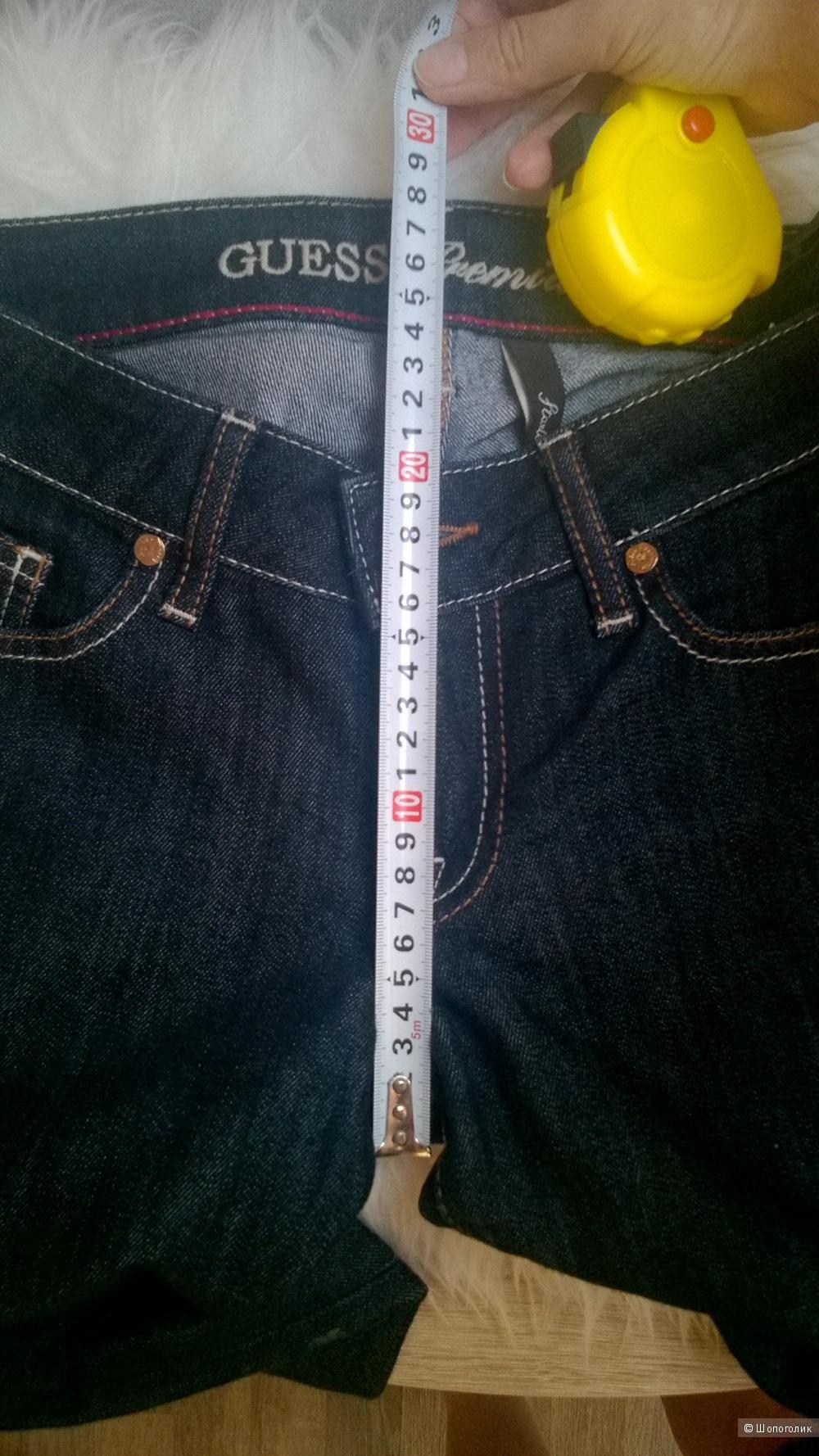 Джинсы Guess, 27 размер, слимфит
