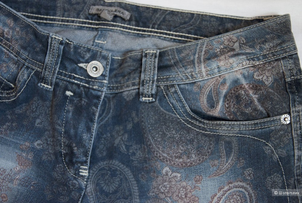 Шикарные джинсы Bandolera