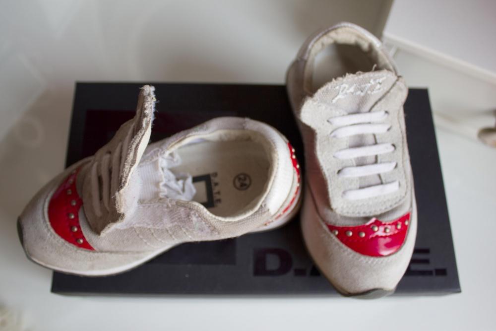 Кроссовки D.A.T.E. 24 размер