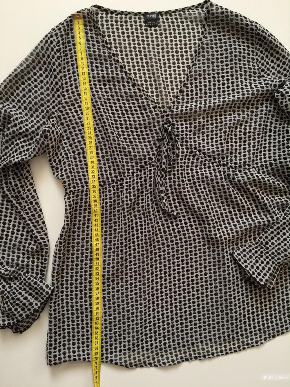 Блузон для прекрасной дамы марки ESPRIT размер 48-50