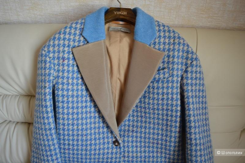 Пальто женское ,Италия, бренд VERONIQUE BRANQUINHO,Размер 42-44