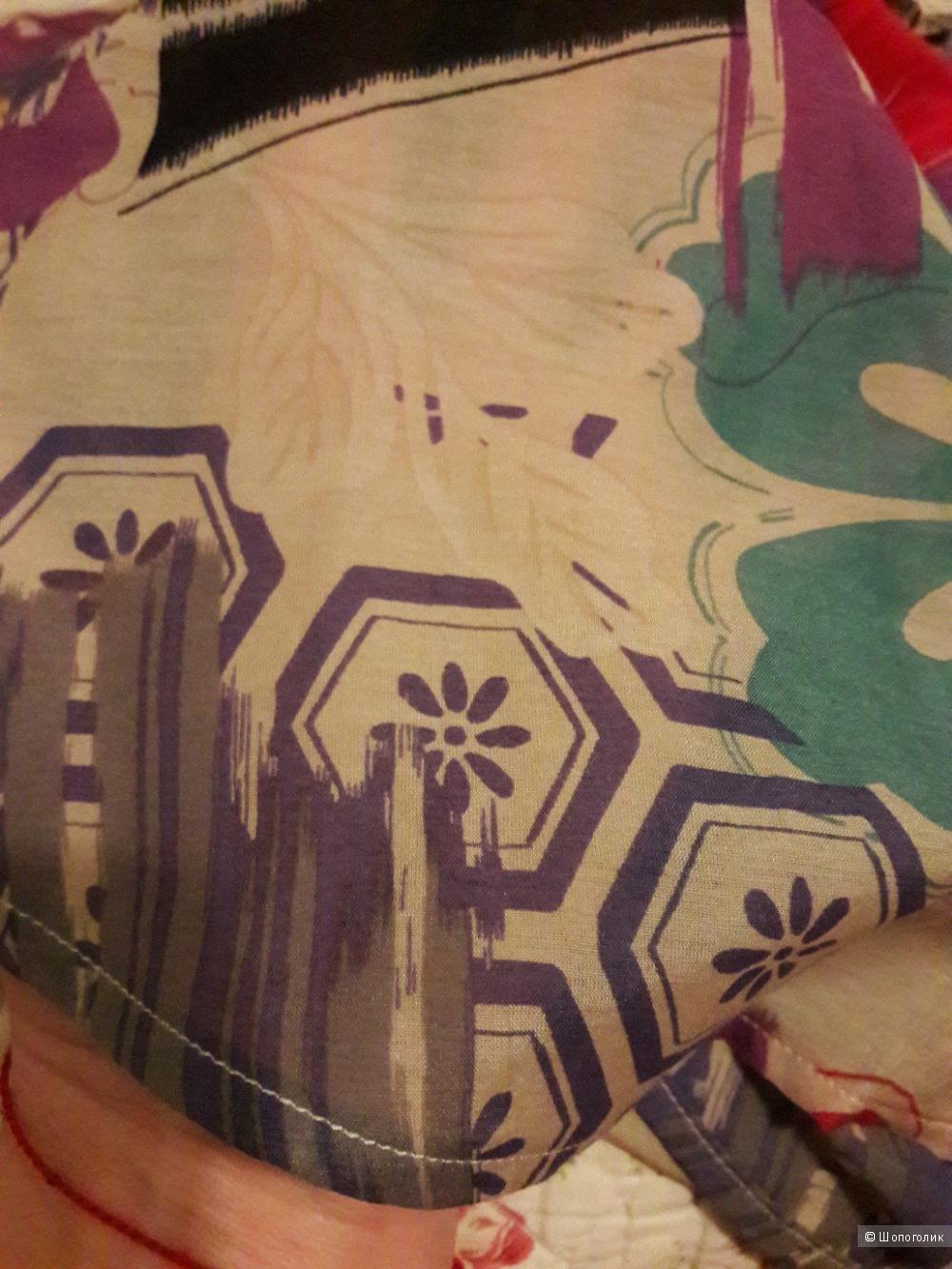 Рубашка levis, размер S - M.