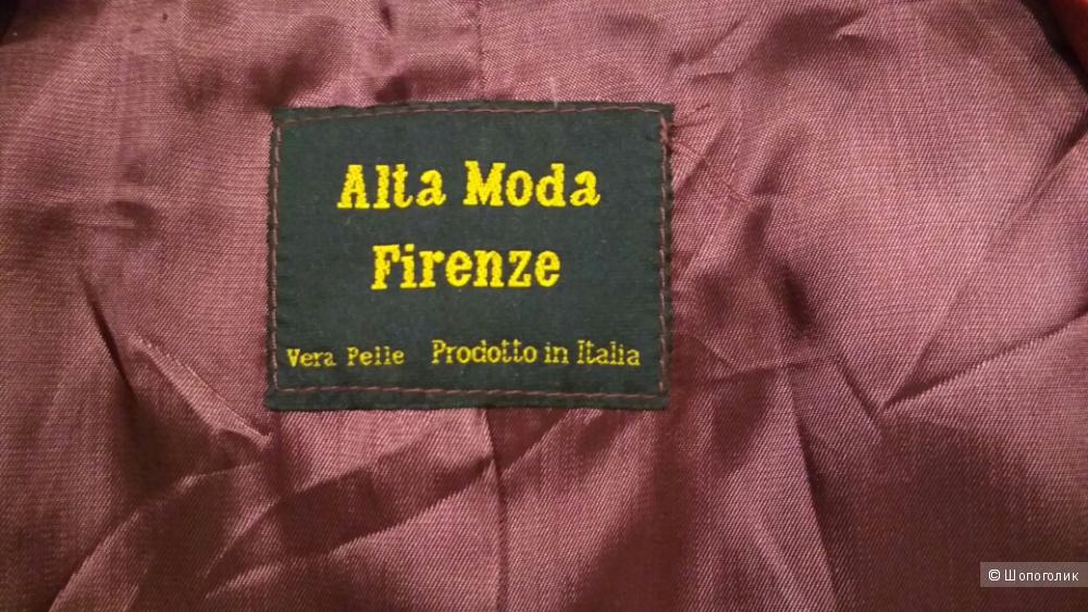 Кожанный френч Alta Moda Firenze 48EUR