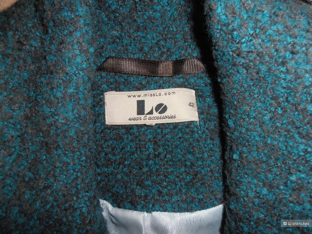 Пальто Miss LO, размер 42.