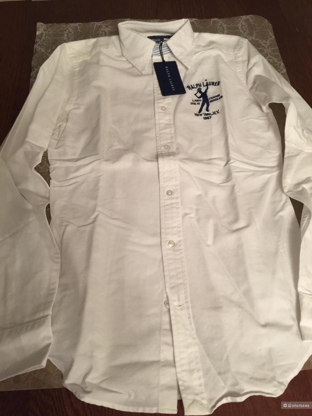 Рубашка Ralph Lauren размер xs оригинал
