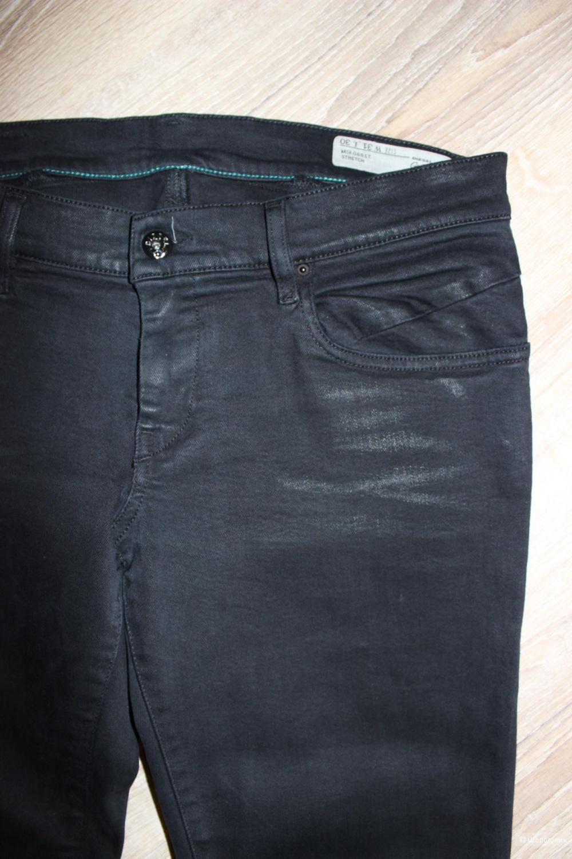Джинсы DIESEL, модель slim-skinny, размер 31/30