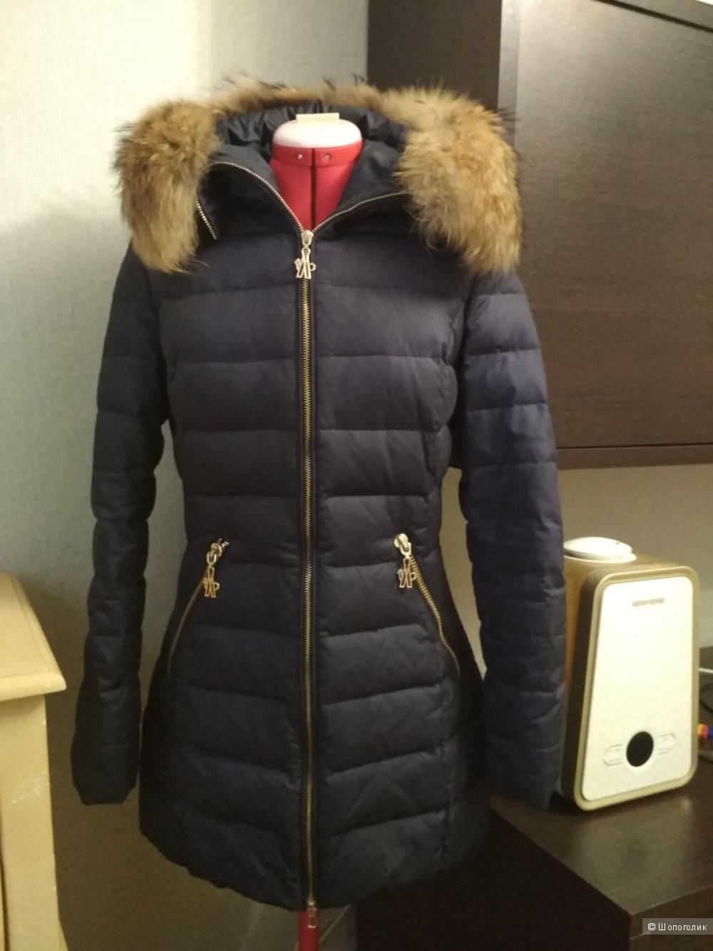 Зимний пуховик Moncler, 46 размер