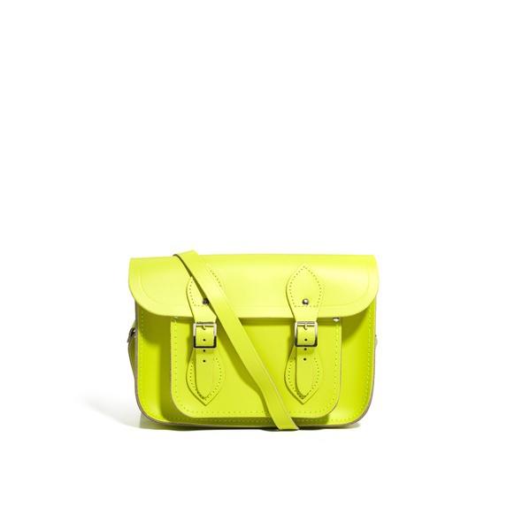 "Кожаная сумка Leather Satchel 11"" от Satchel Company UK"