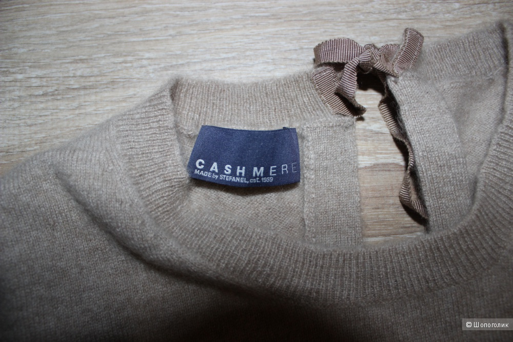 Кофточка CASHMERE by STEFANEL, 100% кашемир, размер S
