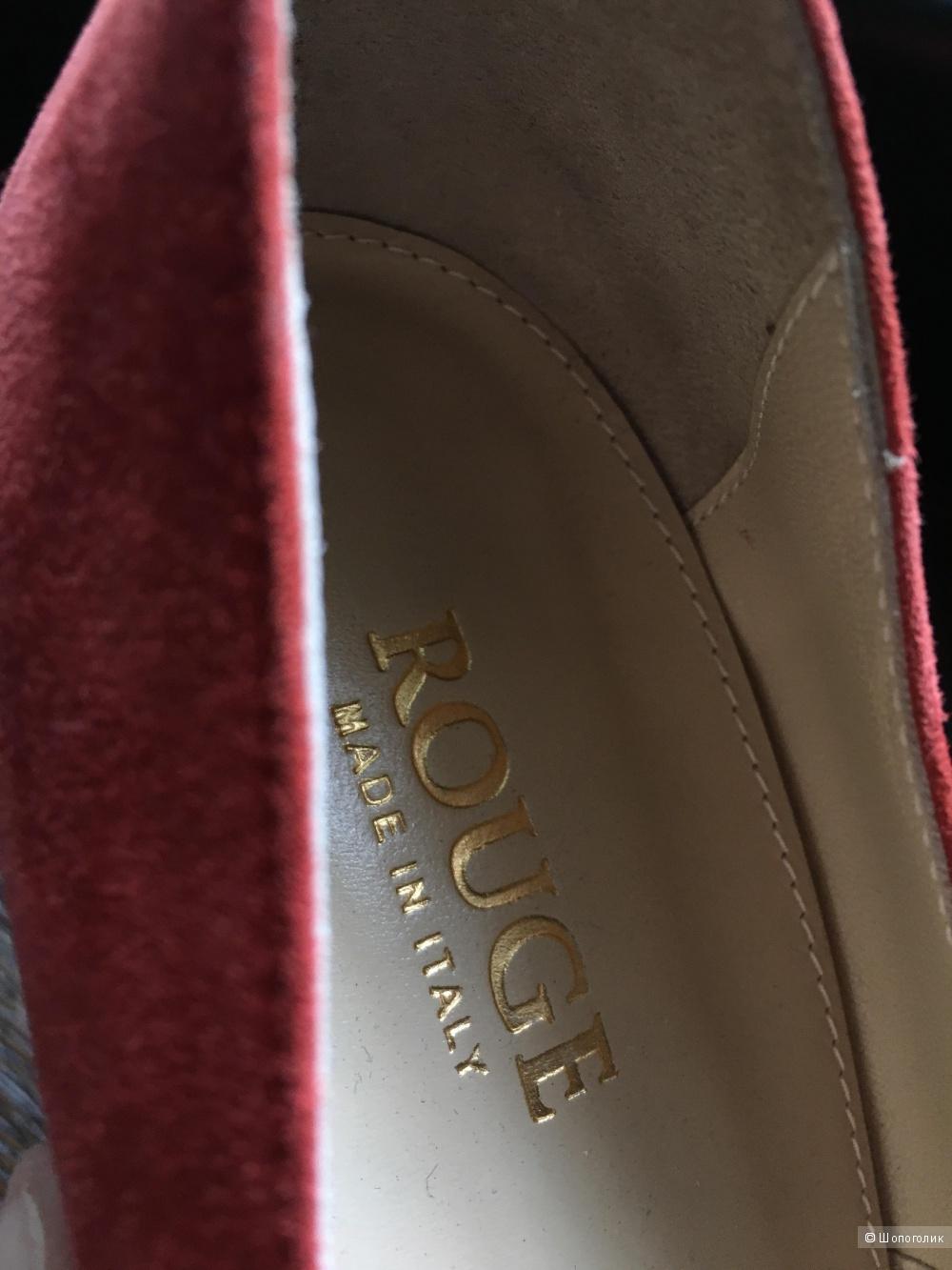 Туфли Италия Rouge, размер 39, оригинал