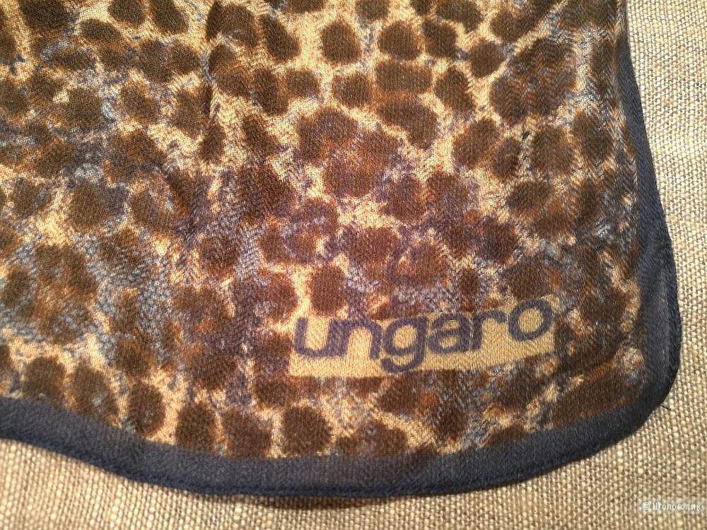 Новый брендовый палантин Ungaro, Италия