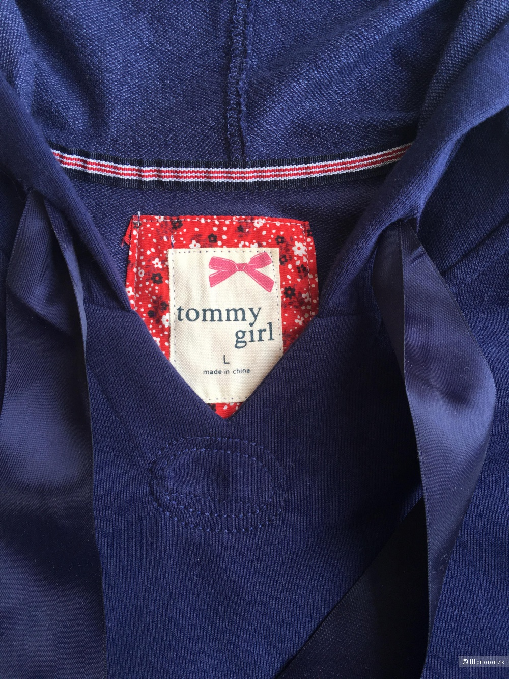 Худи Tommy Hilfiger Junior's, размер  L