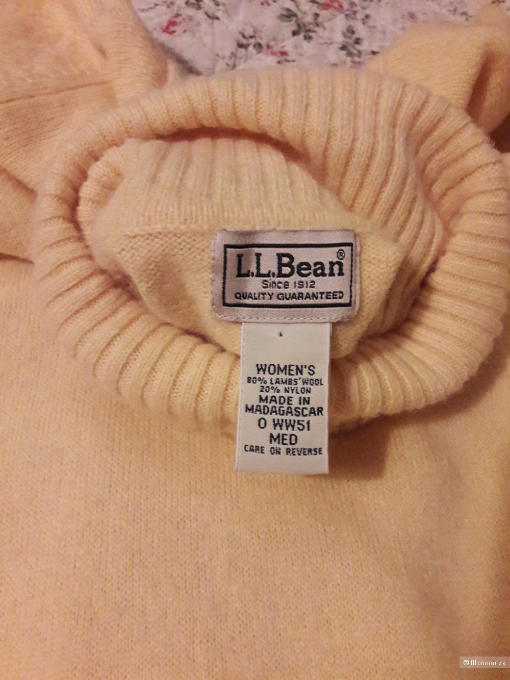 Водолазка L.L.Bean, размер M. L