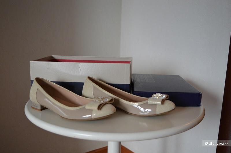 Туфли женские,Италия, FABIANI  ,размер 36,5.