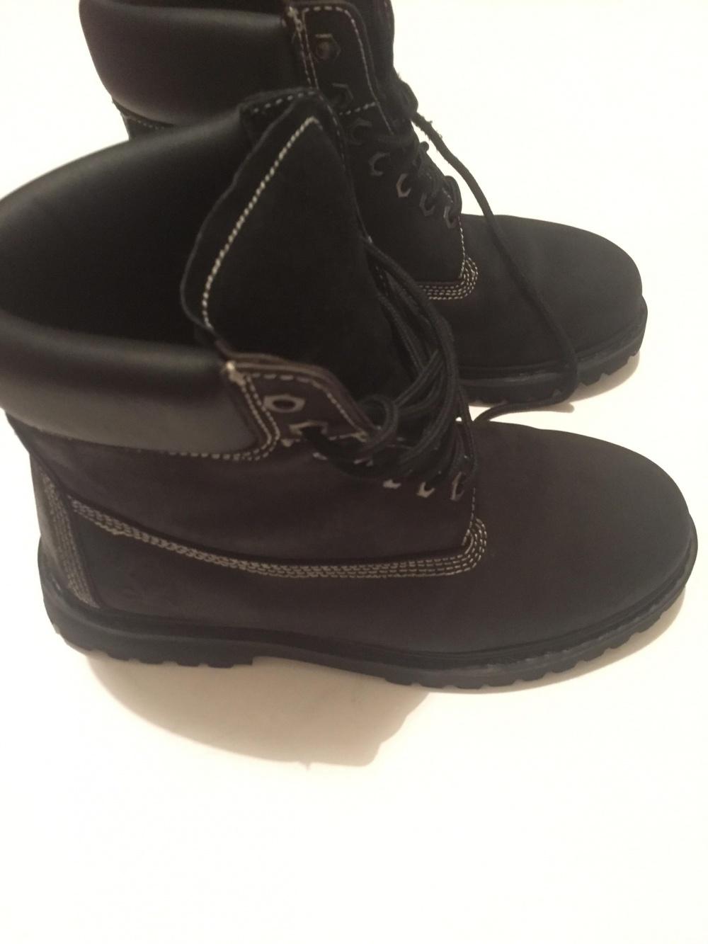 Ботинки кожаные  Camelot размер 40