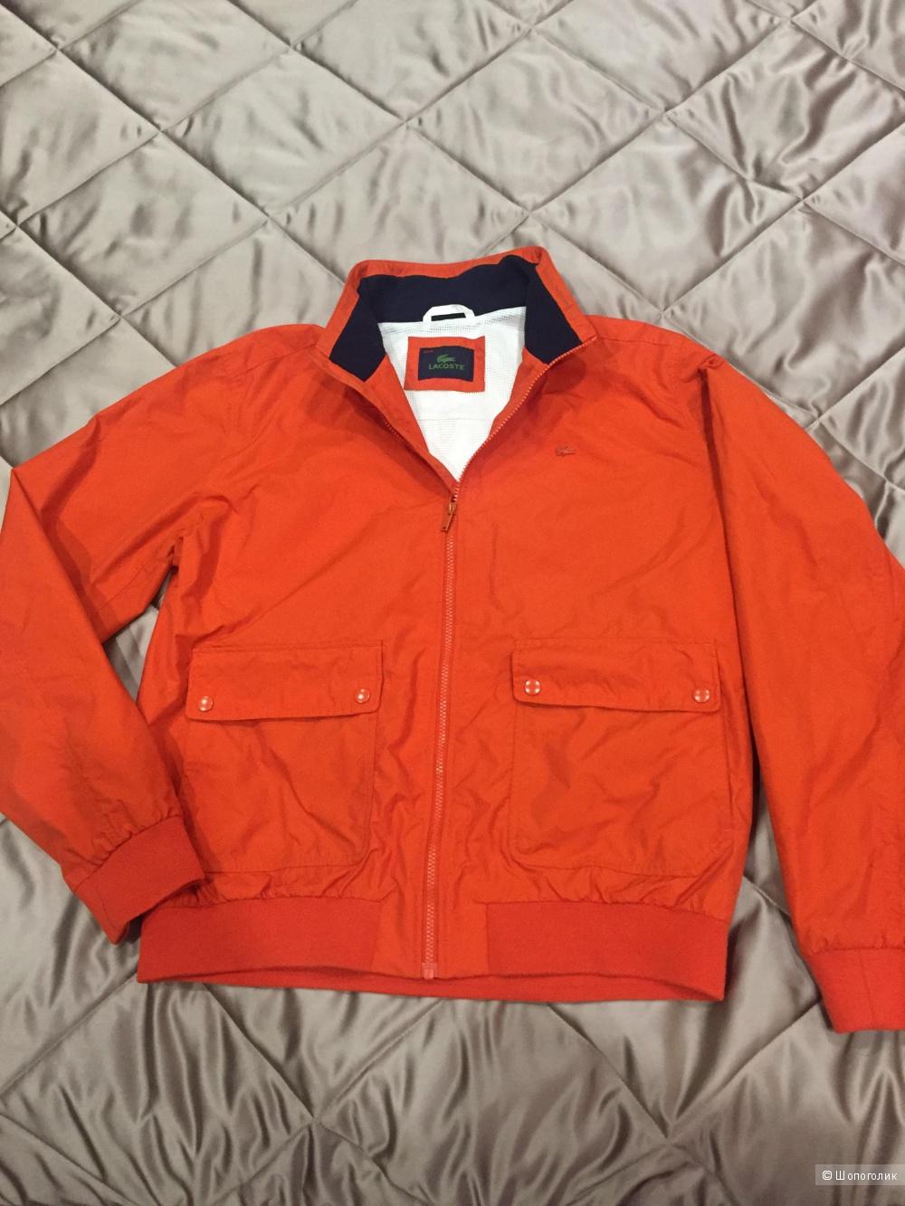 Мужская куртка Lacoste 54 размер