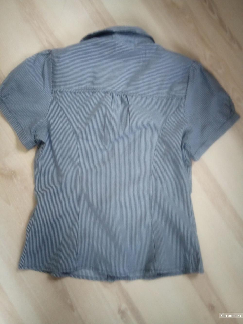 Рубашка блузка New Look 44-46 размер