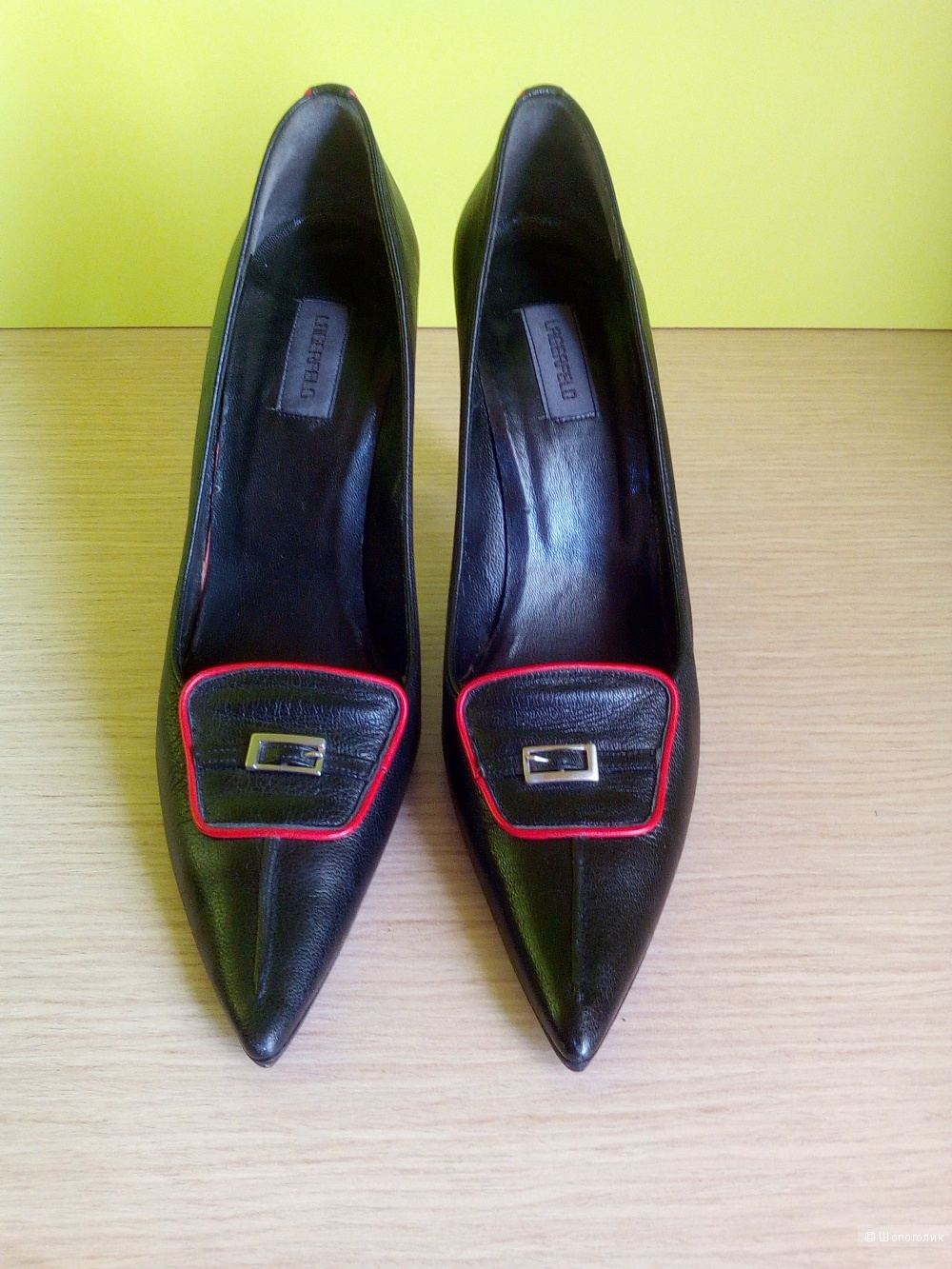 Туфли Lagerfeld, 38 размера