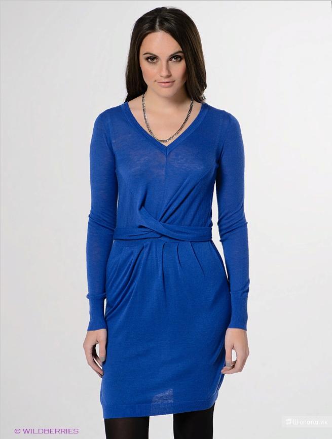 Stefanel платье, кашемир 100%, L