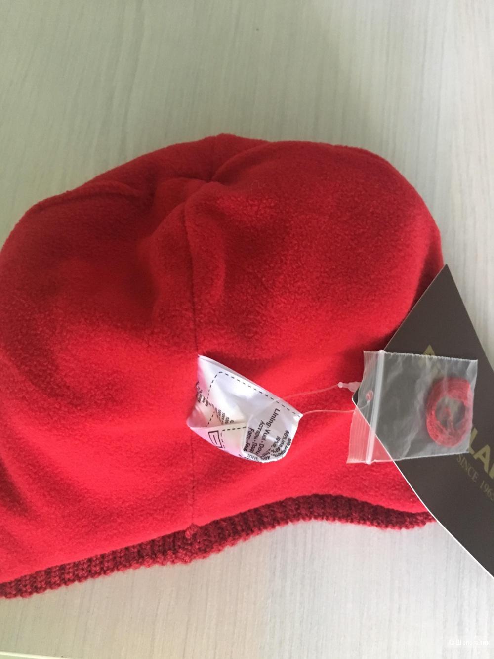 Шерстяная шапочка FinnFlare,54размер