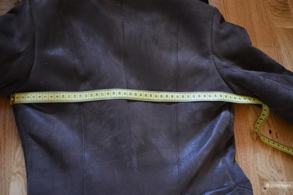 Дубленка Sansar 42 размер