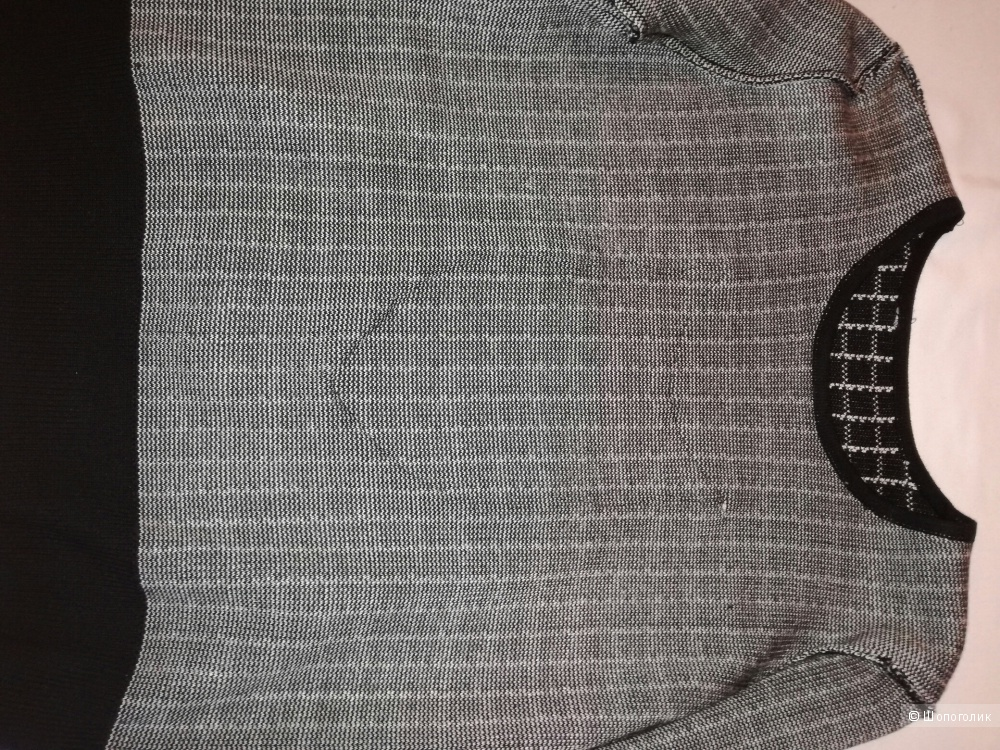 Трикотажный костюм двойка размер 42-44