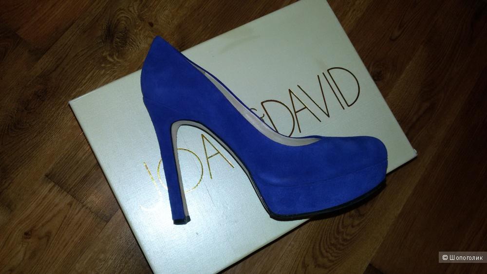 Замшевые туфли Joan & David р. 38, 5 - 39 (US8, 25см)