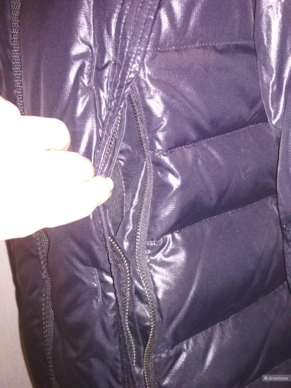 Женский пуховик yessica, 46 размер