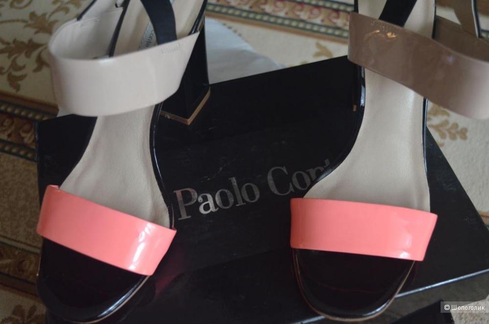 Босоножки Paolo Conte 38р-р