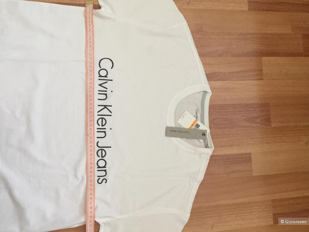 Футболка Calvin Klein оригинал , размер 48
