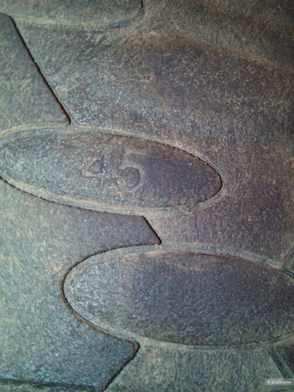 Ботинки BASE-MAN,р.45