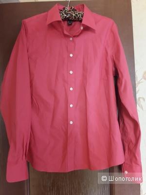 Рубашка женская Land's end, размер 46-48.