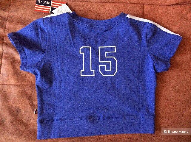 Новая спортивная футболка (размер 44-46)