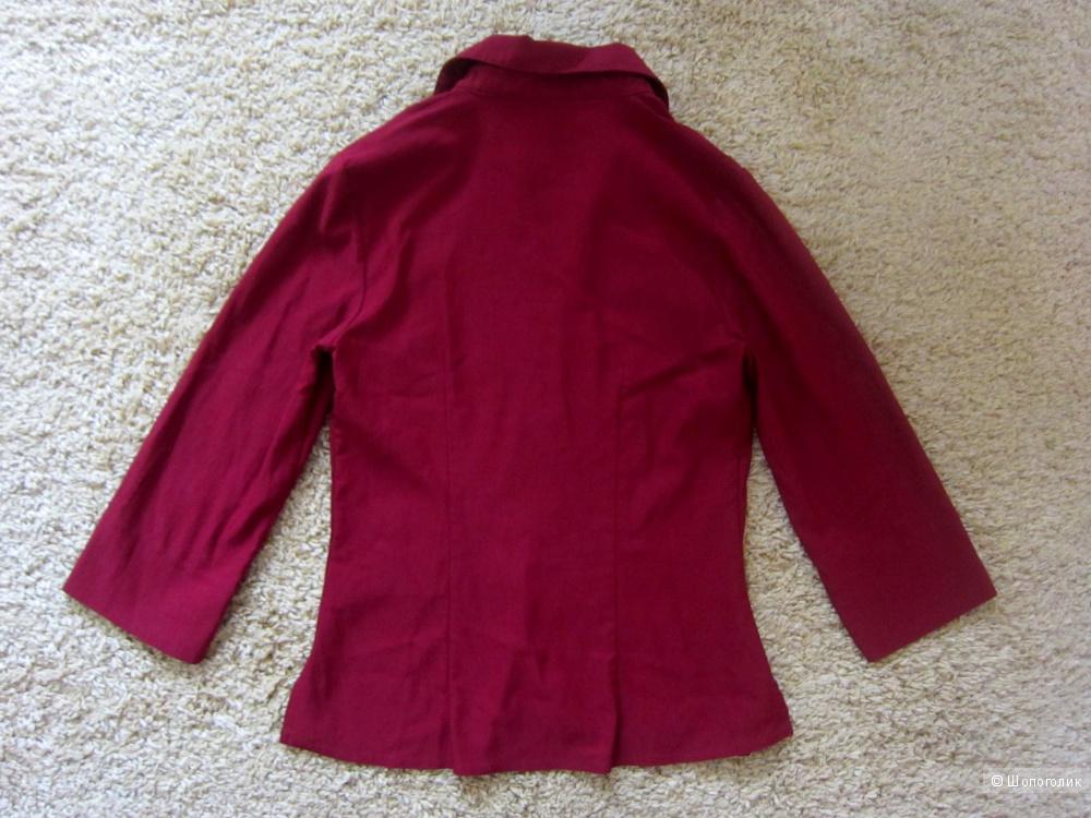 Рубашка H&M, размер 36 EUR, 42-44 рос.
