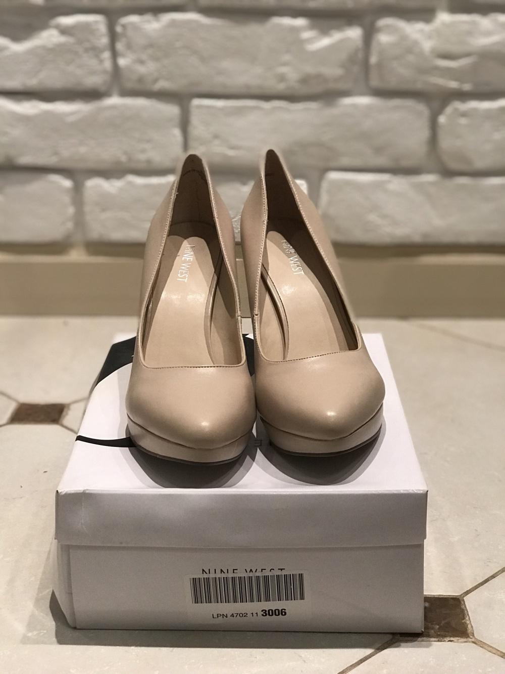 Новые туфли Nine West р.9 (39 RUS)
