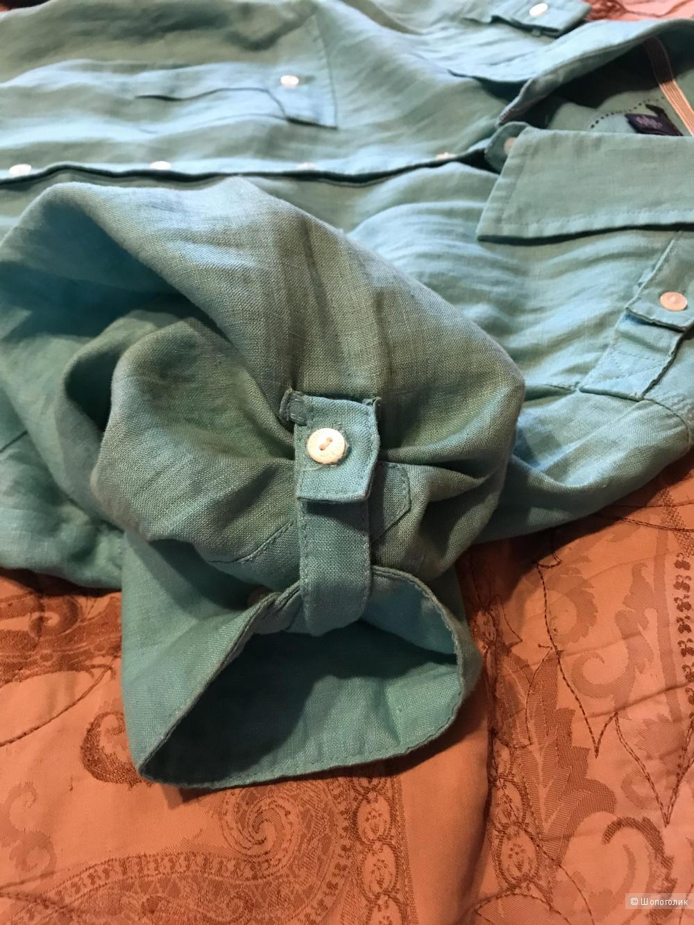 Рубашка Tommy Hilfiger, размер 10 us