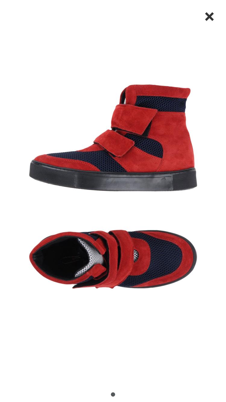 Ботинки осенние Le Stelle 36 размер