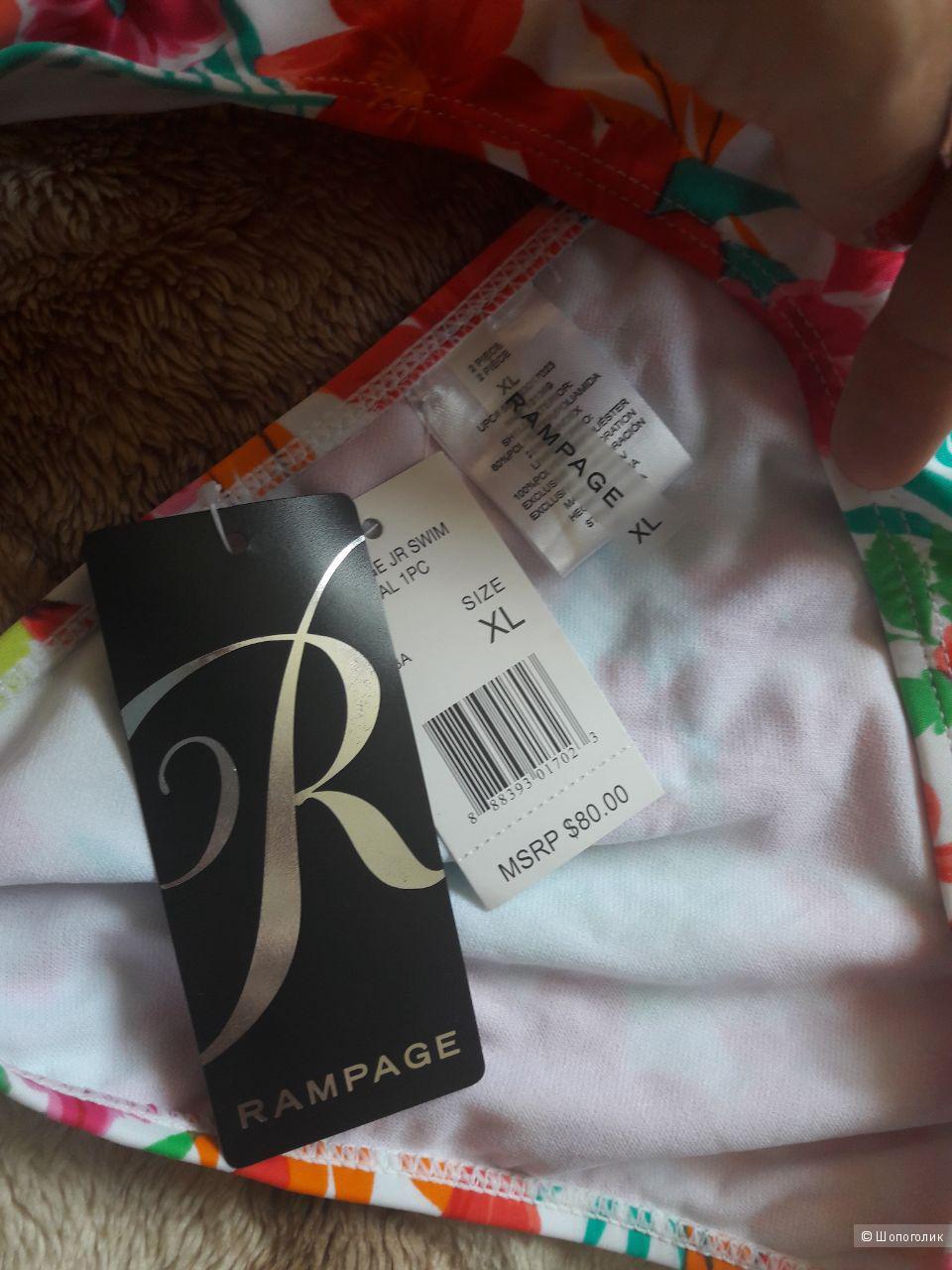 Купальник бренда Rampage, размер XL (46-48)